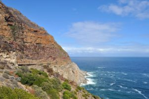 Journey along the scenic Chapmans Peak Drive